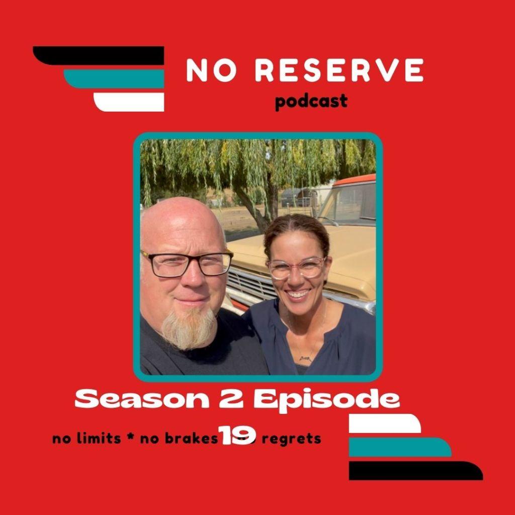 Leslie Anderson Salem Oregon No Reserve Podcast